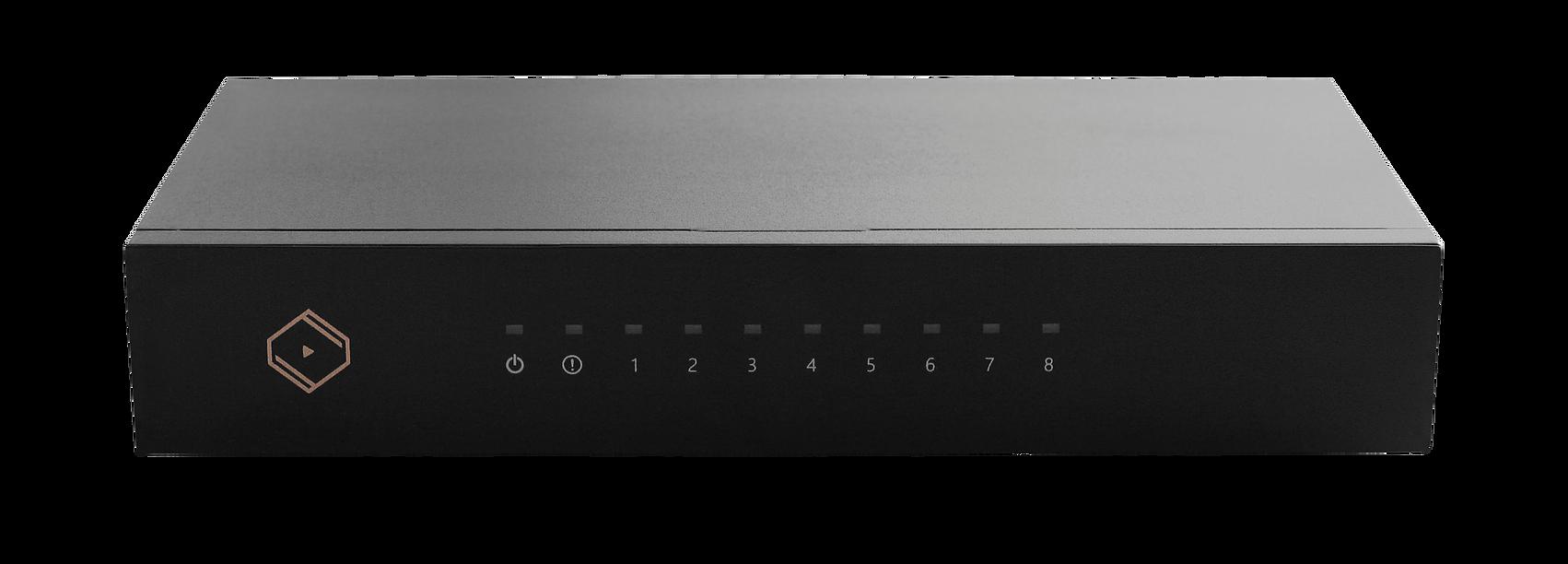 BONN N8 - Silent Angel Hi-Fi Switch