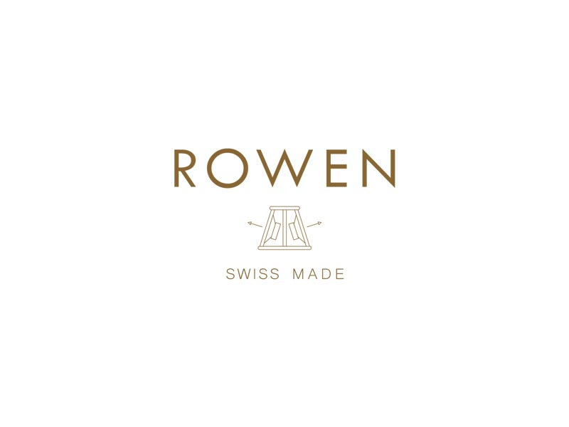 Rowen swiss made Logo